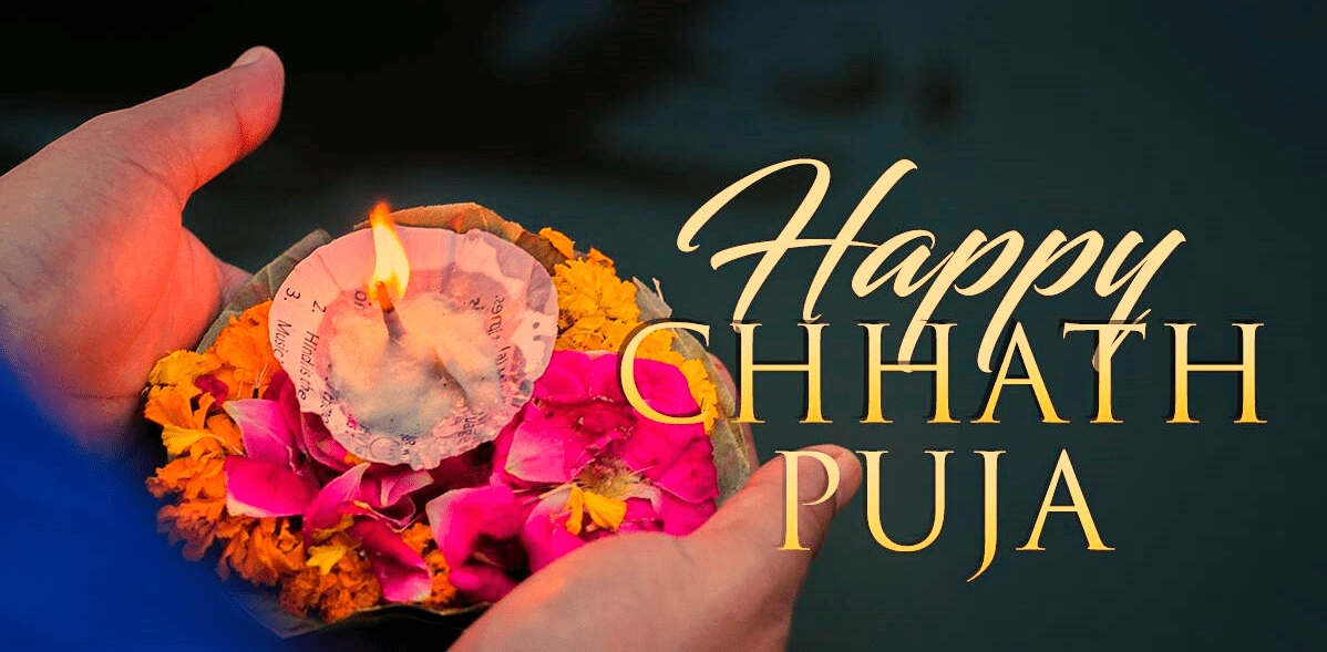 happy chhath message