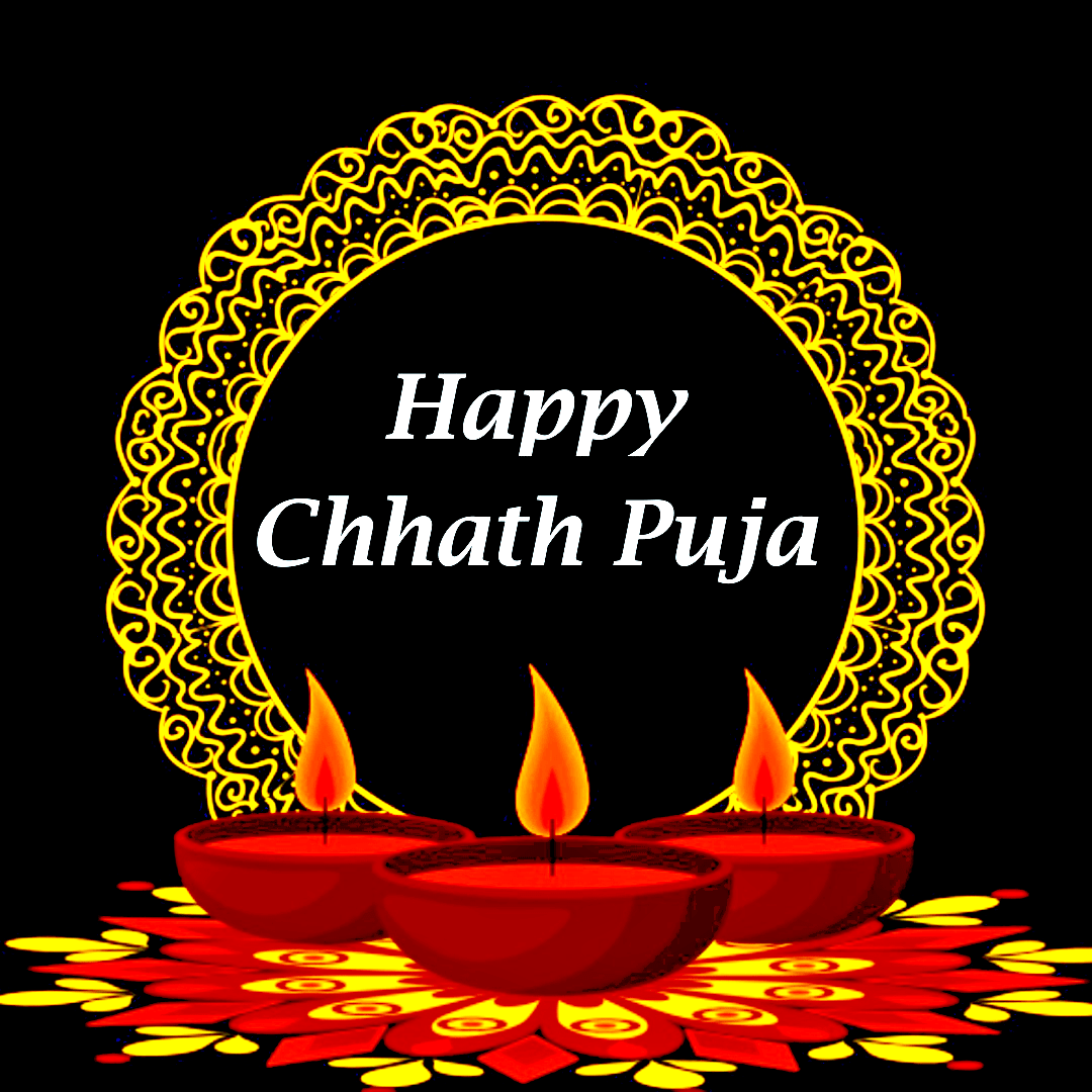 happy Chhat pooja