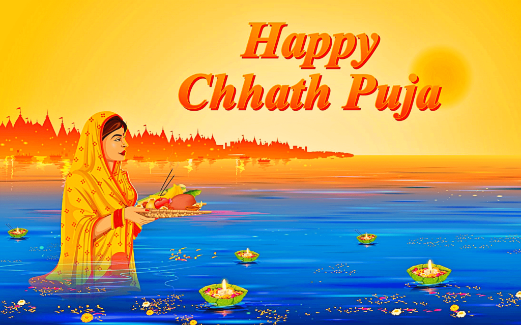 happy Chhath parva
