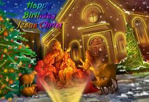 Happy Birthday Jesus Christ